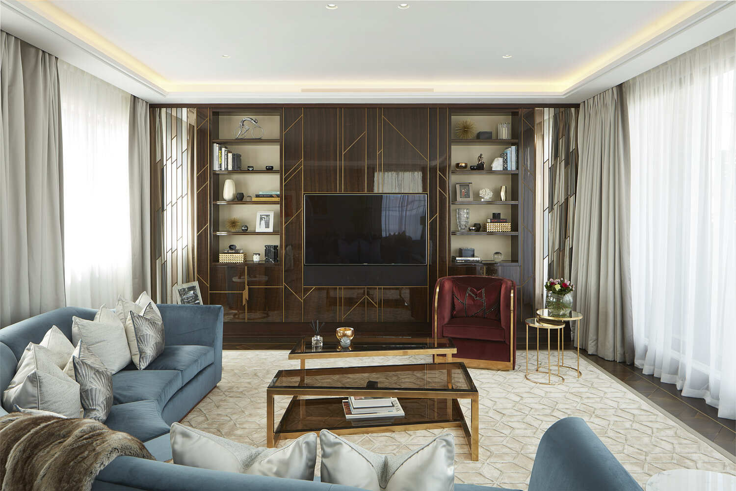 Deco Penthouse Mayfair