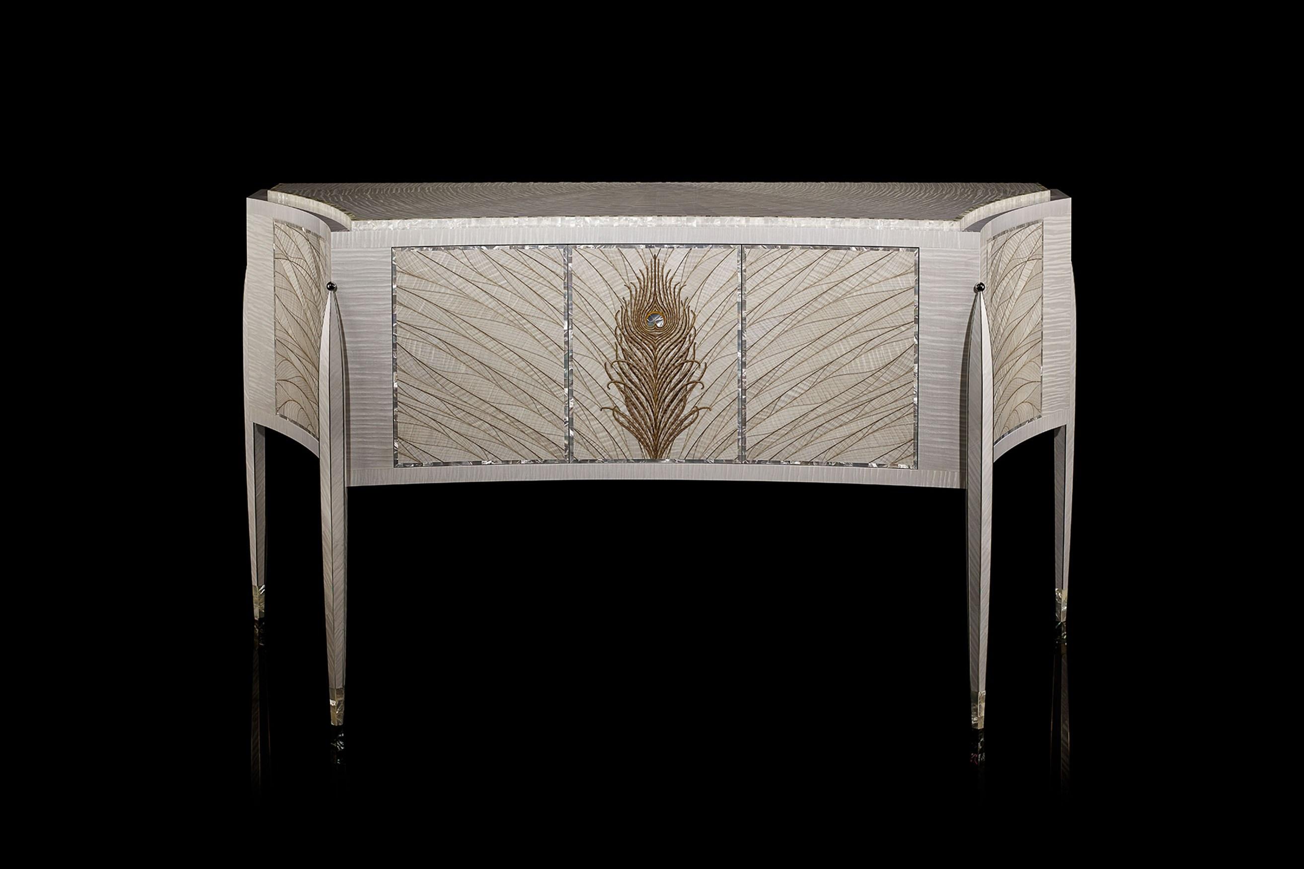 Peacock cabinet main