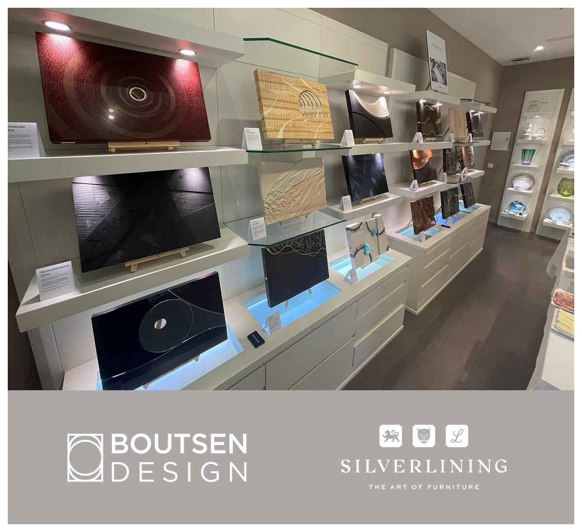 Silverlining Furniture Boutsen Design Showroom Cover Image 1